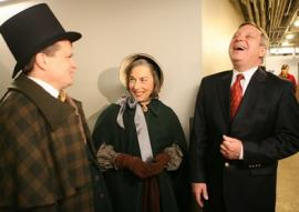 The Capitol Fax Blog Highlights Jan at the Goodman Theatre