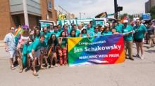 Join Jan for Summer Parades!